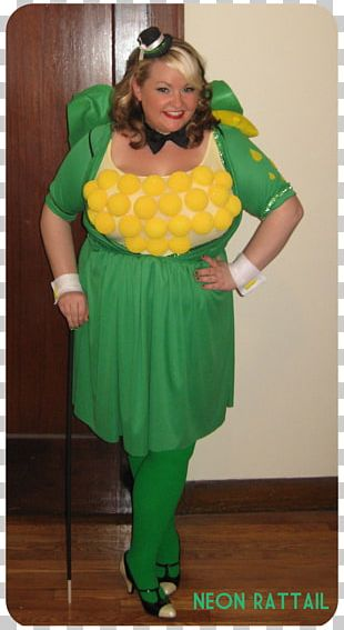 Halloween Costume Corn On The Cob Candy Corn Maize PNG