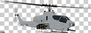 Helicopter Rotor Bell AH-1 Cobra Radio-controlled Helicopter Military Helicopter PNG
