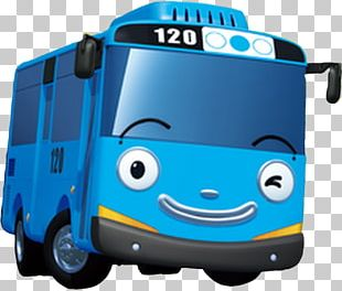 Tayo The Little Bus PNG