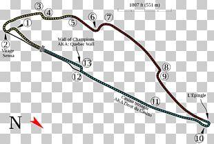 Circuit Gilles Villeneuve Circuit Mont-Tremblant 2017 Formula One World Championship 2011 Canadian Grand Prix Grand Prix Circuit PNG