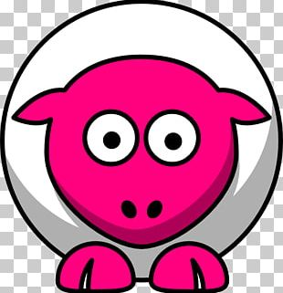 Sheep Cartoon PNG