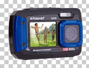 Polaroid IE090 Instant Camera Polaroid Corporation Liquid-crystal Display PNG