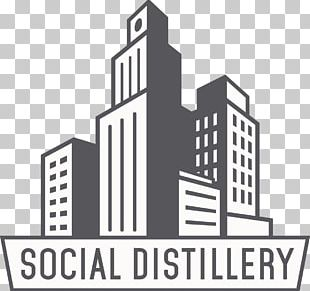 Social Distillery Social Media Marketing Logo PNG