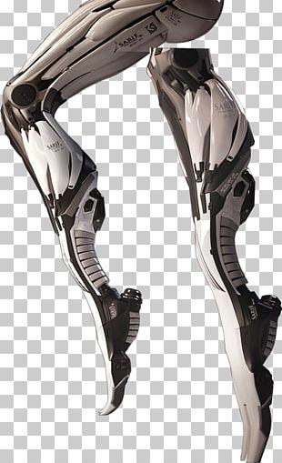 Robotics Human Leg Robot Leg Prosthesis PNG