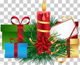 Christmas Gifts Decor PNG