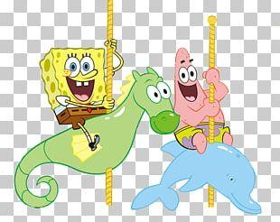Patrick Star SpongeBob SquarePants Squidward Tentacles Drawing PNG