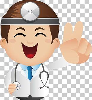 Physician Cartoon PNG