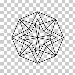 Geometry Mathematics Drawing Art Geometric Shape PNG