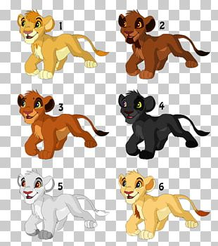 Lion Puppy Dog Breed Cat PNG