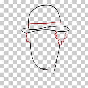 Nose Hat Drawing Line Art PNG