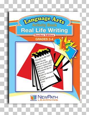 E-book Language Arts Mathematics I Love Hands-On Math Workbook PNG