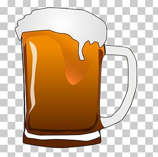 Lager Beer Pitcher PNG