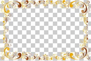 Frames Ornament Text Drawing Pattern PNG