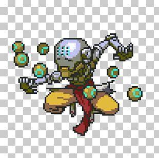 Overwatch D.Va Pixel Art Cross-stitch PNG
