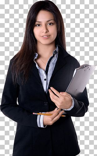 Business Woman Girl PNG