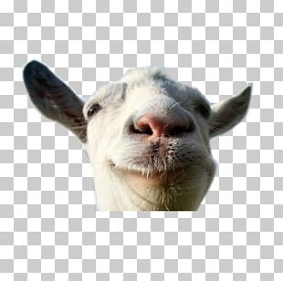 Goat Simulator Escape Goat Space Goat Xbox 360 PNG