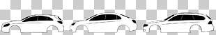 Car Automotive Design Motor Vehicle White PNG