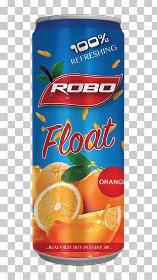 Orange Drink Orange Soft Drink Aluminum Can Tin Can Aluminium PNG