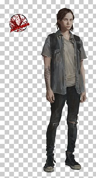 The Last Of Us Part II Video Game Ellie PNG