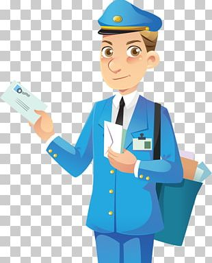 Mail Carrier Child Letter Point Of Sale PNG