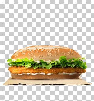 Chicken Sandwich TenderCrisp Hamburger Whopper Chicken Nugget PNG