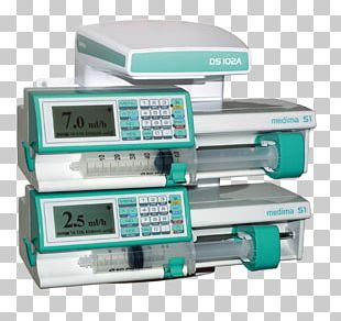 Infusion Pump Hardware Pumps Intravenous Therapy Syringe Driver PNG