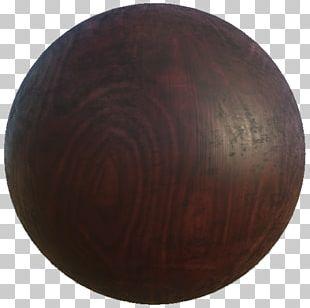 Sphere Circle Wood PNG