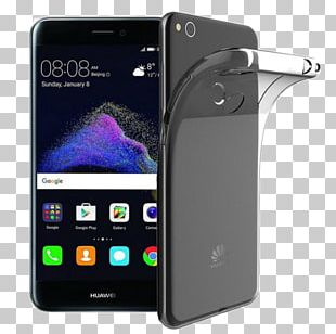 Huawei P8 Lite (2017) 华为 Telephone Smartphone 4G PNG