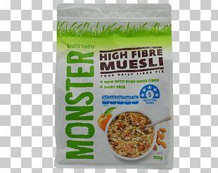 Muesli Breakfast Cereal Food Granola PNG