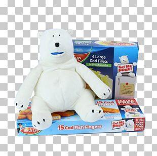 Bear Birds Eye Fish Finger Stuffed Animals & Cuddly Toys PNG