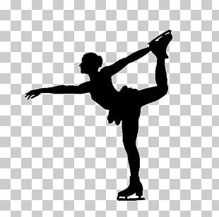 Figure Skating At The Olympic Games Ice Skating Ice Skate Wall Decal Figure Skating Club PNG
