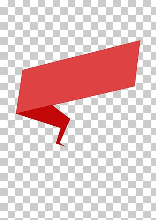 Paper Origami Ribbon PNG