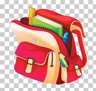 Backpack School PNG