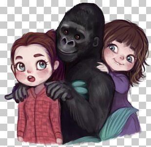 Gorilla Chimpanzee Homo Sapiens Monkey Human Behavior PNG
