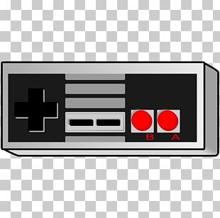 Joystick Game Controllers Video Game PNG