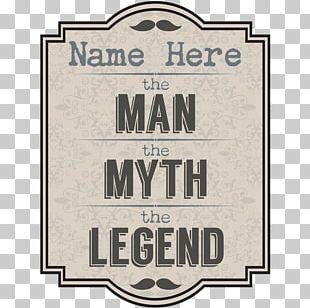 Legend Mug Myth Personalization Drinkware PNG