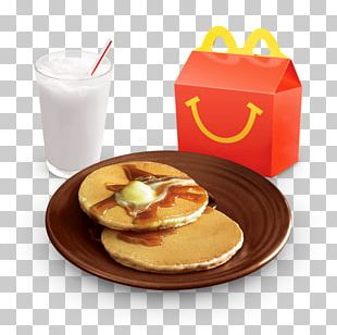 Pancake McDonald's Chicken McNuggets Breakfast McDonald's Hotcakes PNG