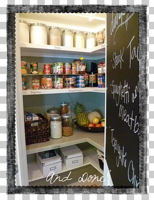Shelf Bookcase Pantry Home PNG