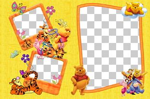 Winnie The Pooh Frames Bear Film Frame Photography PNG