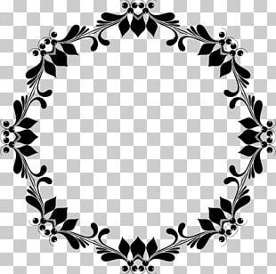 Frames Floral Design Flower PNG