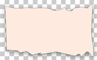 Paper Rectangle Font PNG