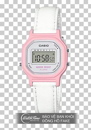 Watch Digital Clock Amazon.com Quartz Clock Casio PNG