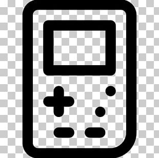 Video Game Consoles Black Game Controllers Game Boy PNG