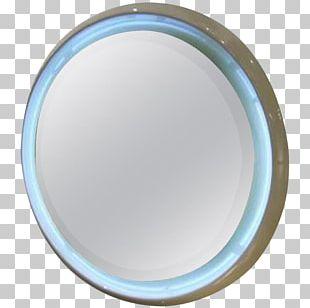 Table Mercury Glass Vase Mirror Mid-century Modern PNG