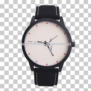 Watch Quartz Clock Strap Movement Bracelet PNG