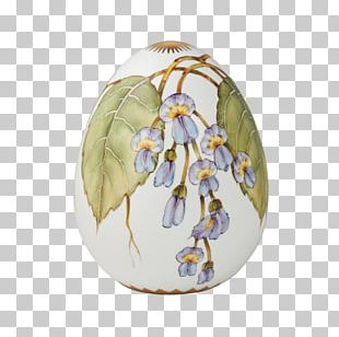 White House Easter Egg Christmas Ornament PNG