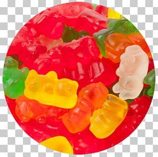 Gummy Bear Gummi Candy Gelatin Dessert Jelly Babies PNG
