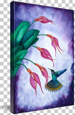 Modern Art Acrylic Paint Watercolor Painting PNG