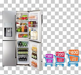 Refrigerator Studio Commercial Photography Advertising Photo Shoot PNG