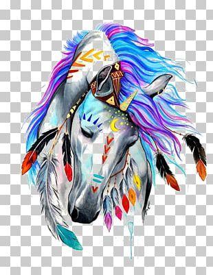 T-shirt Horse Clothing Art Drawing PNG